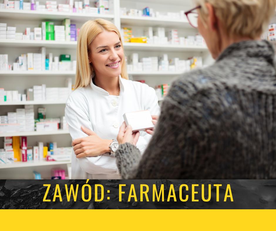 ustawa o zawodzie farmaceuty
